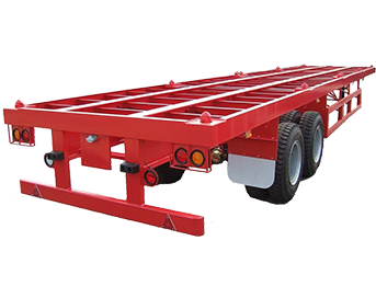 Skeletal Trailers manufacturer